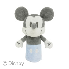 <ミッキーマウス> 指人形ラトル