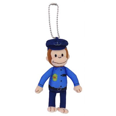 クラシックジョージ マスコット 警察官