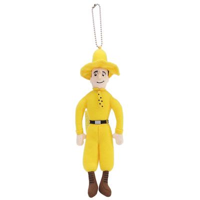 黄色い帽子のおじさんマスコット